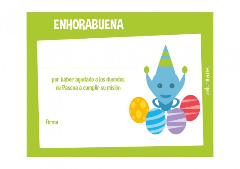 La llave del tesoro de Pascua - 6-7-8 años - Zalunira México